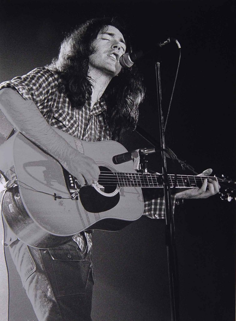 Rory Gallagher acoustic