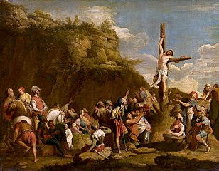 Crucifixion of Polyclitus