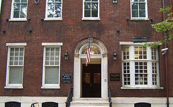 Rosenbach Museum and Library