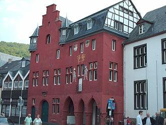 Bad Münstereifel - Bad Münstereifel, town hall