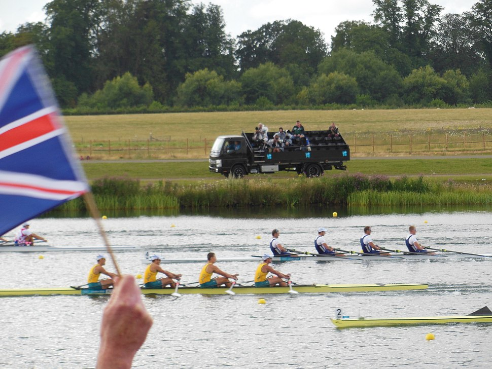 Rowing at the 2012 Summer Olympics – Men's quadruple sculls, Final A (3)