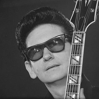 Roy Orbison American singer-songwriter
