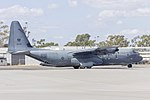 Royal Australian Air Force (A97-467) Lockheed Martin C-130J Hercules taxiing at Wagga Wagga Airport (1).jpg