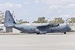 Royal Australian Air Force (A97-467) Lockheed Martin C-130J Hercules taxiing at Wagga Wagga Airport (1).jpg