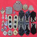 Royal Insignias, badges, various pins including period Rama V - RamaVII.jpg