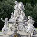Royal Park of the Palace of Caserta, Ceres Fountain.jpg