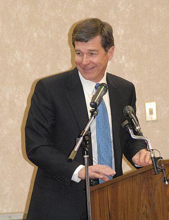 Roy Cooper - Attorney General Roy Cooper in 2009