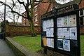 Ruddington Parish Council Community Notice Board - geograph.org.uk - 1725978.jpg