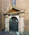 Rue Antonin-Mercié (Toulouse) - L'ancienne entrée du Musée des Augustins.jpg