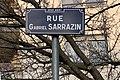 Rue Gabriel Sarrazin (Lyon) - panneau de rue.jpg