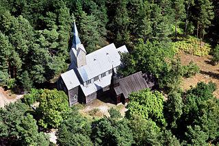 Ruhnu Parish Municipality of Estonia in Saare County