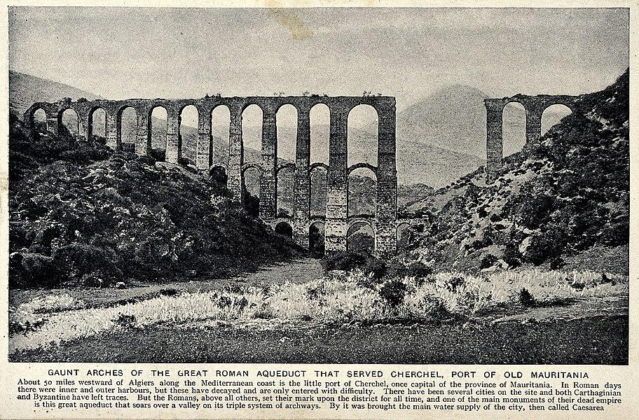 roman aqueduct - image 4