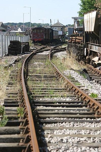Rushden, Higham and Wellingborough Railway
