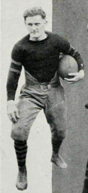 Rupert Smith (American football) - Rupe Smith