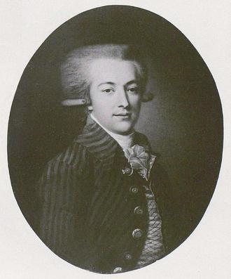 Yekaterina Vorontsova-Dashkova - Mikhail Ivanovich Dashkov