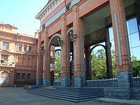 Russia. Khabarovsk. Grodekov Khabarovsk Regional Lore Museum 2016.jpg