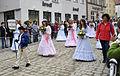 Rutenfest 2011 Festzug Oberstköniginnen.jpg
