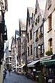 Série de maisons du 15e siecle situees 4 a 12 rue du Grande-Marché a Tours DSC 0179.jpg