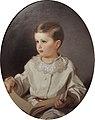 S.S. Sheremetev in childhood by I.Makarov (1880s).jpg