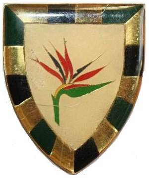 6 South African Infantry Battalion - SANDF 6 SAI emblem