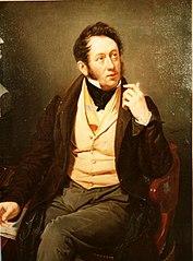 Portrait of Hippolyte Bis