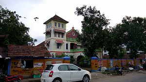 Sri Moolam Thirunal Palace - Sri Moolam Thirunal Palace