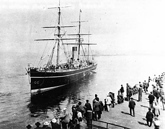 SS Abyssinia - Image: SS Abyssinia (1870)
