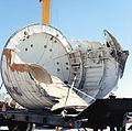 STS-51-L Recovered Debris (Forward Skirt) - GPN-2004-00006.jpg