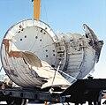STS-51-L Recovered Debris (Forward Skirt) - GPN-2004-00006.jpg