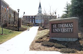 Image illustrative de l'article Université Saint-Thomas (Nouveau-Brunswick)