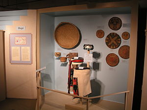 Lowell D. Holmes Museum of Anthropology - Image: SW Holmes EX1