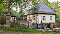 Saalfeld Neumühle 3 Ehem. Werkmeisterwohnhaus mit Nebengebäude, Grundstück und Einfriedung.jpg