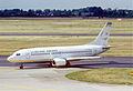 Saarland Airlines Boeing 737-3M8; D-AASL@DUS, June 1993 CXL (5695959148).jpg