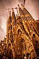 Sagrada Família. Nativity Facade.jpg