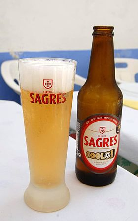 Image illustrative de l'article Sagres (bière)