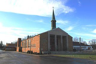 St. Johns Lutheran Church and School (New Boston, Michigan)