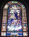 Saint Joseph Cathedral (San Diego, California) - stained glass, The Immaculate Conception.jpg