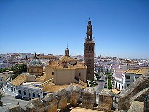 Saint Peter Church Carmona Andalucia Spain.JPG