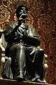 Saint Peter Enthroned in Saint Peters Basilica.jpg