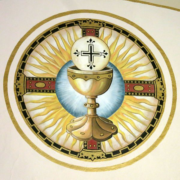a summary of eucharist history The mystery of the eucharist bartholomew f brewer, phd of all the ancient dogmas of the roman catholic religion, the dogma of transubstantiation is the most wicked and satanic.