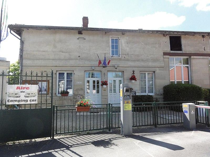 Sainte-Livière (Haute-Marne) mairie annexe