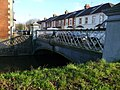 Salisbury - Nelson Road Bridge - geograph.org.uk - 1717447.jpg