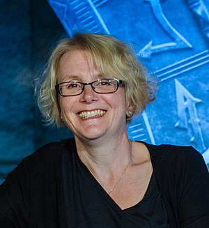 Sally Malcolm - Malcolm at Gatecon in 2016