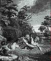 Salmacis & Hermaphroditos by Bernard Picardt.jpg