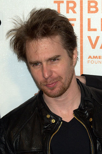 Sam Rockwell - Rockwell at the 2009 premiere of Moon at the Tribeca Film Institute