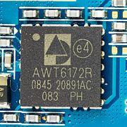 Samsung SGH-D880 - Anadigics AWT6172R on motherboard-9730.jpg