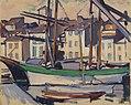 Samuel John Peploe - Cassis Harbour.jpg