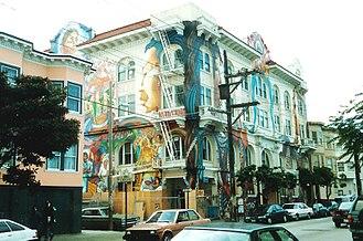 Miranda Bergman - San Francisco Women's Building