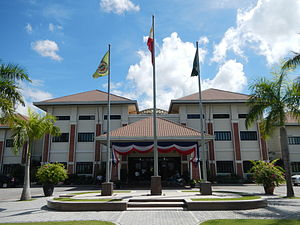 San Rafael, Bulacan - New Municipal Hall