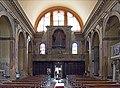San Trovaso (Venice) interior organo.jpg